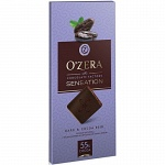 Шоколад Ozera 100г Dark cocof bean